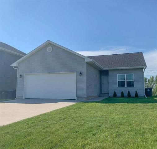 5827 Summerland Drive, Waterloo, IA 50701 (MLS #20203423) :: Amy Wienands Real Estate