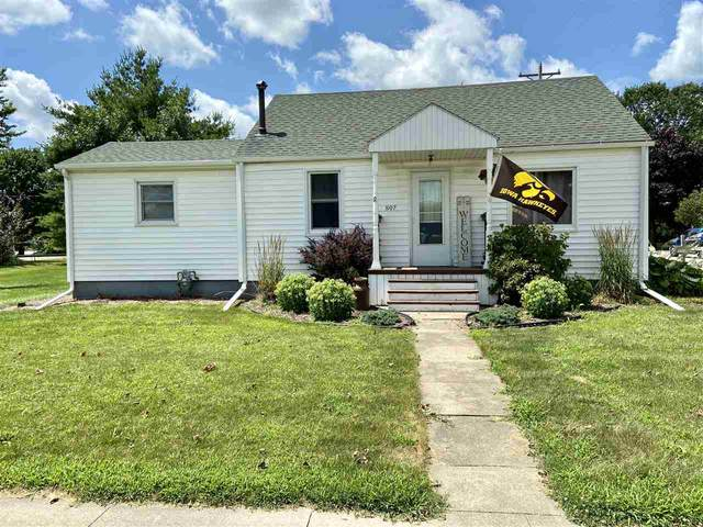 807 S 7th Street, Osage, IA 50461 (MLS #20203437) :: Amy Wienands Real Estate
