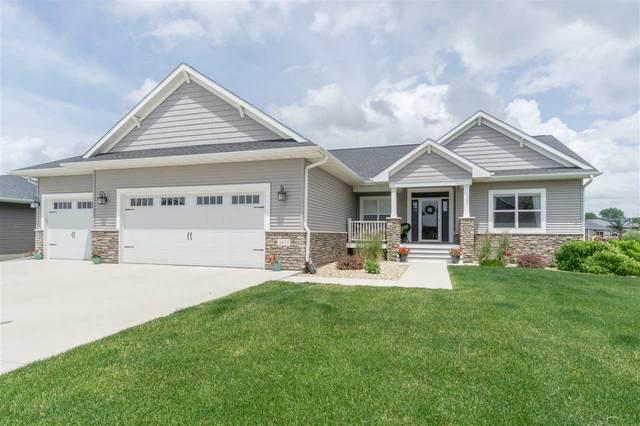 4818 Ironwood Drive, Cedar Falls, IA 50613 (MLS #20203511) :: Amy Wienands Real Estate
