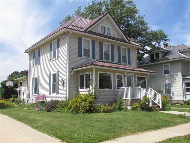 206 S Main Street, Monona, IA 52159 (MLS #20203791) :: Amy Wienands Real Estate