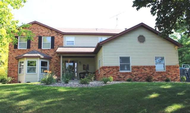 1105 Skyline Drive, Decorah, IA 52101 (MLS #20203804) :: Amy Wienands Real Estate