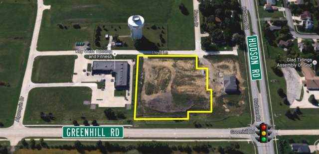 Greenhill Crossing Outlots Y & B, Cedar Falls, IA 50613 (MLS #20203882) :: Amy Wienands Real Estate
