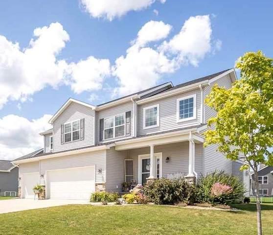 1207 Partridge Ln, Waterloo, IA 50701 (MLS #20203923) :: Amy Wienands Real Estate