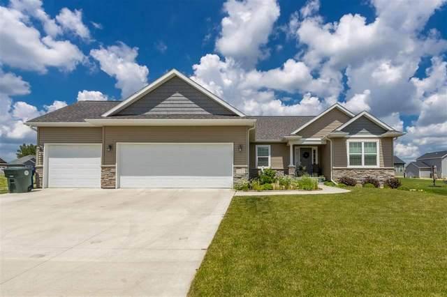 1115 Partridge Lane, Waterloo, IA 50701 (MLS #20203975) :: Amy Wienands Real Estate