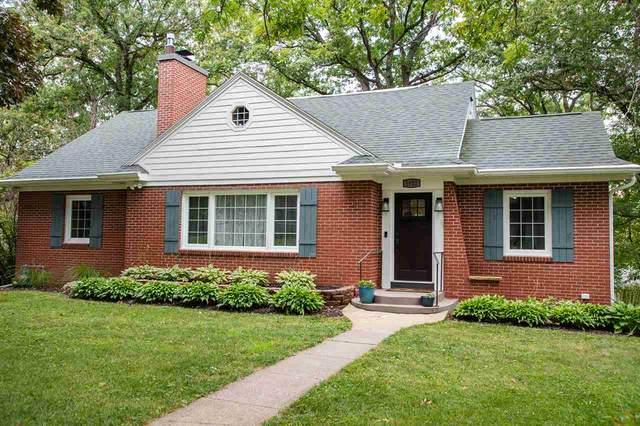1521 Cherry Lane, Cedar Falls, IA 50613 (MLS #20203985) :: Amy Wienands Real Estate