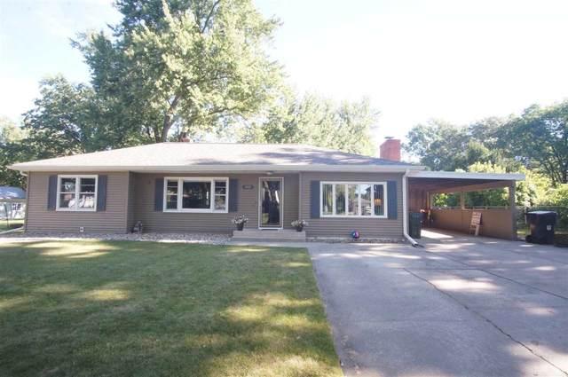2420 Terrace Drive, Cedar Falls, IA 50613 (MLS #20204162) :: Amy Wienands Real Estate