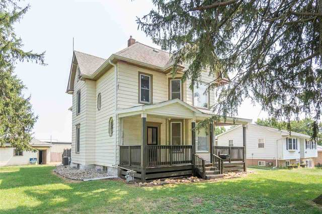 409 W Main St., Laporte City, IA 50651 (MLS #20204309) :: Amy Wienands Real Estate