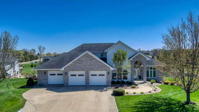 110 Timmerman Drive, Denver, IA 50622 (MLS #20204456) :: Amy Wienands Real Estate