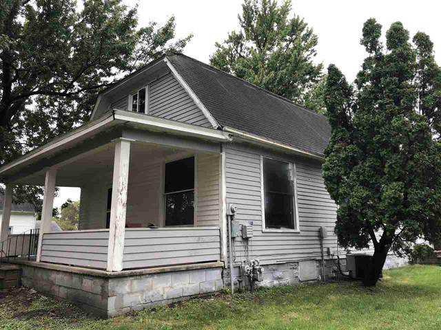 703 Chestnut Street, Laporte City, IA 50651 (MLS #20204639) :: Amy Wienands Real Estate