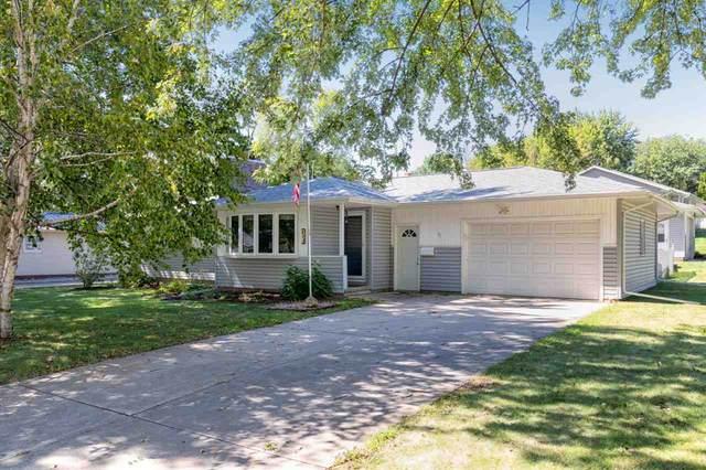 111 Pleasant Drive, Laporte City, IA 50651 (MLS #20204698) :: Amy Wienands Real Estate