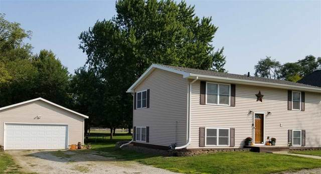 304 7th Street, Laporte City, IA 50651 (MLS #20204709) :: Amy Wienands Real Estate