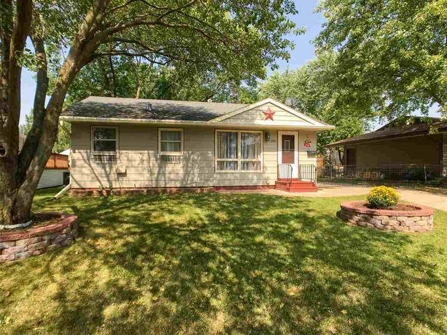 1686 Golden Valley Drive, Waterloo, IA 50703 (MLS #20204741) :: Amy Wienands Real Estate