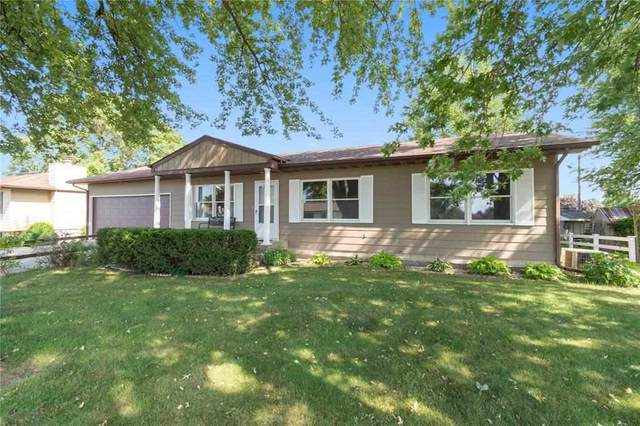 1203 Pleasant Street, Dysart, IA 52224 (MLS #20204761) :: Amy Wienands Real Estate