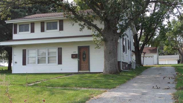 613 Garfield Street, Gladbrook, IA 50635 (MLS #20204783) :: Amy Wienands Real Estate