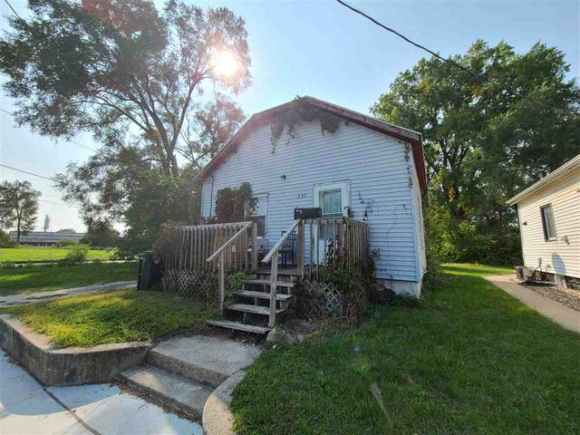 205 Manson Street, Waterloo, IA 50703 (MLS #20204835) :: Amy Wienands Real Estate