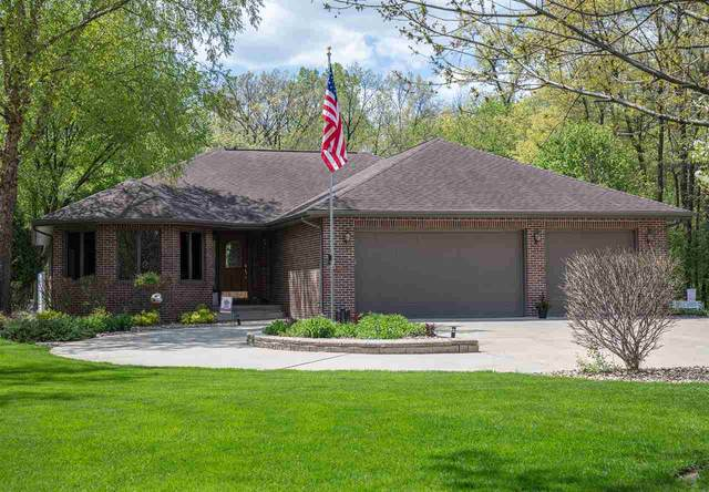 730 Timber Oak Road, Evansdale, IA 50707 (MLS #20204852) :: Amy Wienands Real Estate