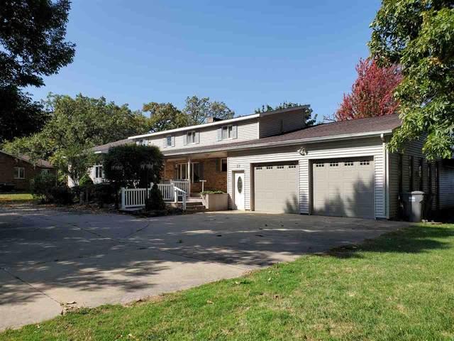 31 Wildwood Ln, Oelwein, IA 50662 (MLS #20204900) :: Amy Wienands Real Estate