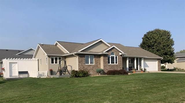 245 James Street, Jesup, IA 50648 (MLS #20204913) :: Amy Wienands Real Estate