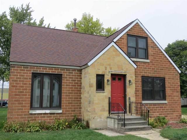 706 Parriott St, Aplington, IA 50604 (MLS #20204968) :: Amy Wienands Real Estate