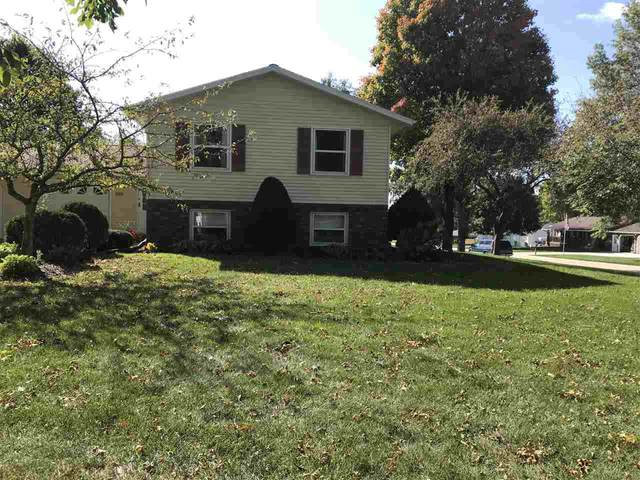 508 W Garfield Street, New Hampton, IA 50659 (MLS #20205086) :: Amy Wienands Real Estate