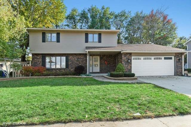 1205 Country Meadows Drive, Waverly, IA 50677 (MLS #20205089) :: Amy Wienands Real Estate