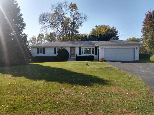 705 N Vine Street, West Union, IA 52175 (MLS #20205116) :: Amy Wienands Real Estate