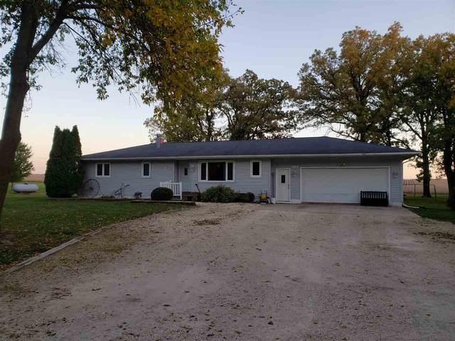 1310 Kentucky Avenue, Hazleton, IA 50641 (MLS #20205137) :: Amy Wienands Real Estate