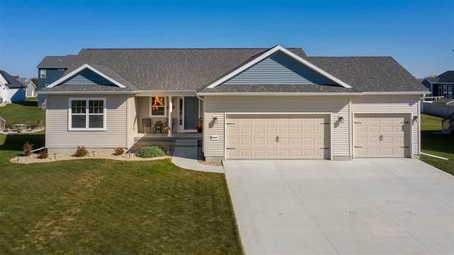 5412 Arbors Drive, Cedar Falls, IA 50613 (MLS #20205139) :: Amy Wienands Real Estate