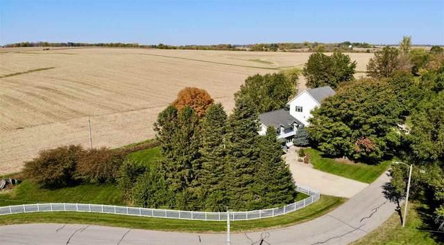 4123 Horseshoe Drive, Cedar Falls, IA 50613 (MLS #20205158) :: Amy Wienands Real Estate