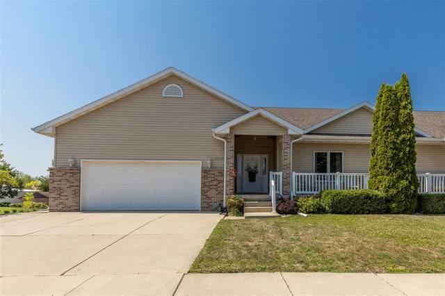 1236 Hummingbird Circle, Waterloo, IA 50702 (MLS #20205161) :: Amy Wienands Real Estate