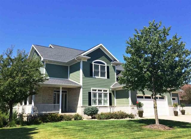 1102 Lake Ridge Drive, Cedar Falls, IA 50613 (MLS #20205177) :: Amy Wienands Real Estate
