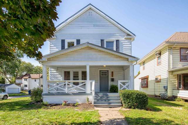 724 Hammond Avenue, Waterloo, IA 50702 (MLS #20205183) :: Amy Wienands Real Estate