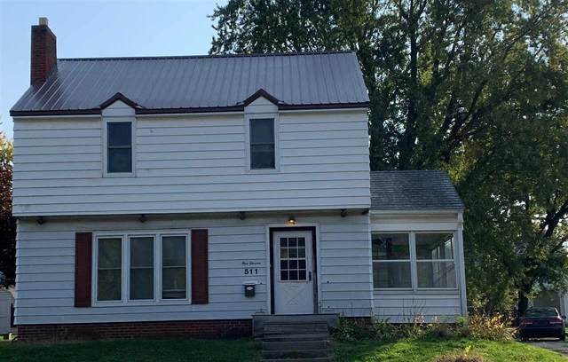 511 N Frederick Avenue, Oelwein, IA 50662 (MLS #20205187) :: Amy Wienands Real Estate