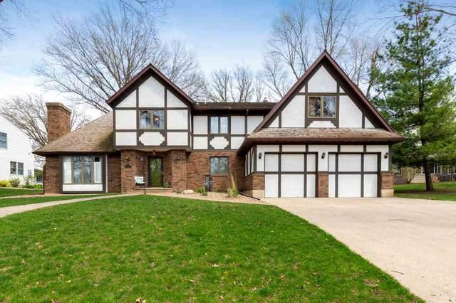 120 River Ridge Road, Cedar Falls, IA 50613 (MLS #20205188) :: Amy Wienands Real Estate