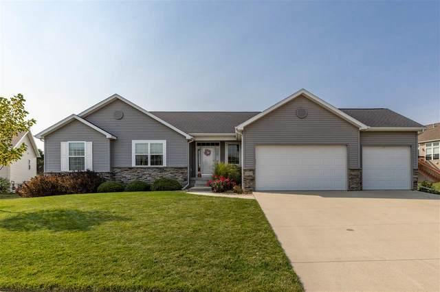 1523 Feather Run Trail, Cedar Falls, IA 50613 (MLS #20205196) :: Amy Wienands Real Estate