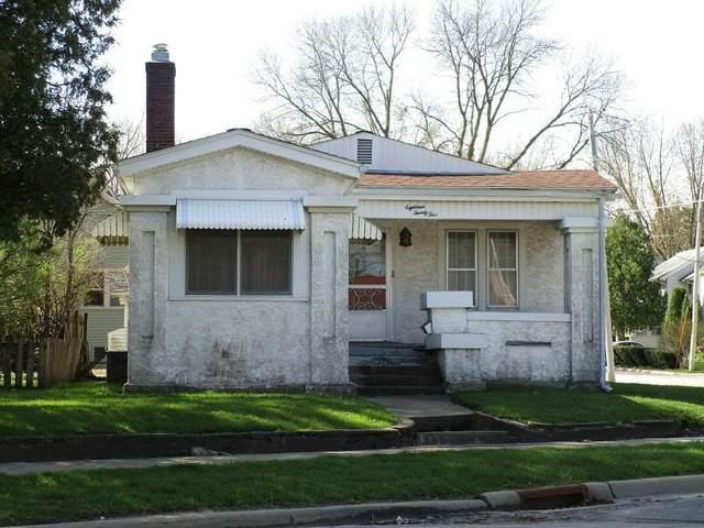 1825 W 4th Street, Waterloo, IA 50701 (MLS #20205235) :: Amy Wienands Real Estate