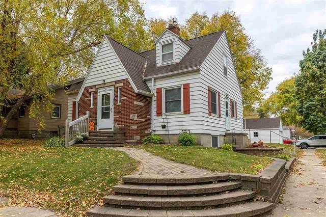 635 Reber Avenue, Waterloo, IA 50701 (MLS #20205274) :: Amy Wienands Real Estate