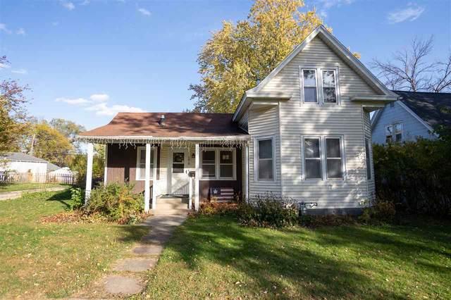 1416 Washington Street, Cedar Falls, IA 50613 (MLS #20205286) :: Amy Wienands Real Estate