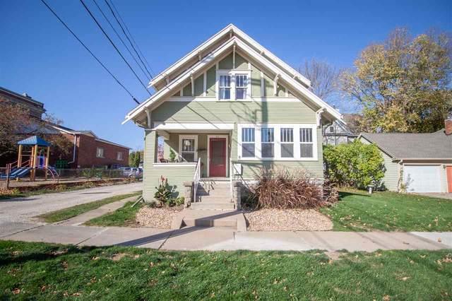 211 W 9th Street, Cedar Falls, IA 50613 (MLS #20205287) :: Amy Wienands Real Estate