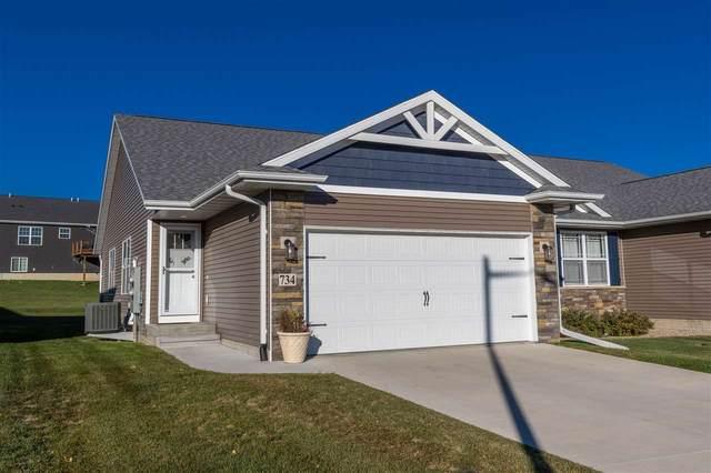 734 Grindstone Circle, Waterloo, IA 50702 (MLS #20205305) :: Amy Wienands Real Estate