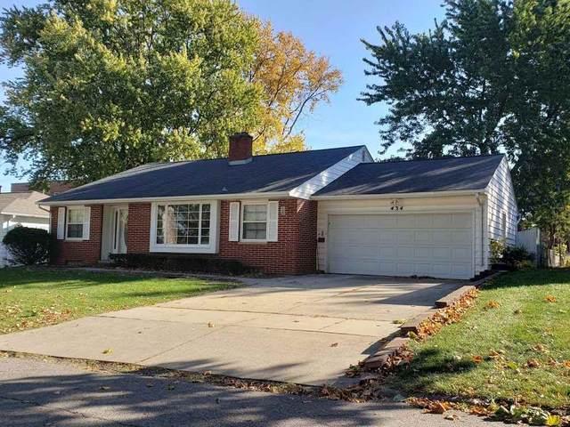 434 Carolina Avenue, Waterloo, IA 50702 (MLS #20205311) :: Amy Wienands Real Estate