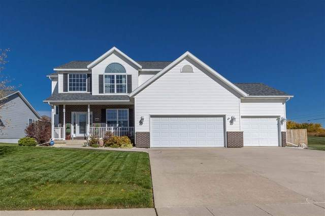 1715 Erik Road, Cedar Falls, IA 50613 (MLS #20205312) :: Amy Wienands Real Estate