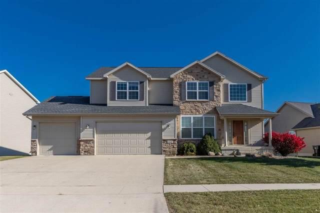 1618 Quail Ridge Road, Cedar Falls, IA 50613 (MLS #20205313) :: Amy Wienands Real Estate