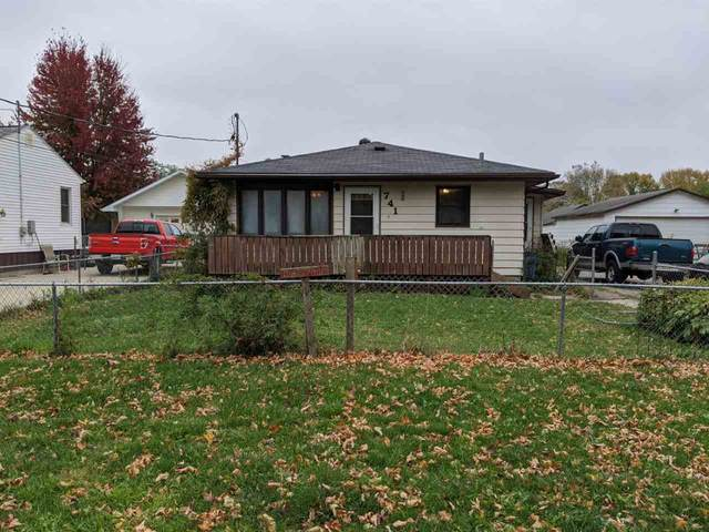 741 Colleen Avenue, Evansdale, IA 50707 (MLS #20205348) :: Amy Wienands Real Estate