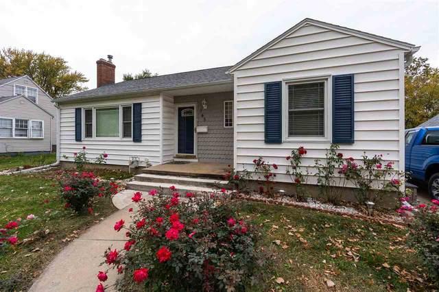 145 Cornwall Avenue, Waterloo, IA 50702 (MLS #20205370) :: Amy Wienands Real Estate