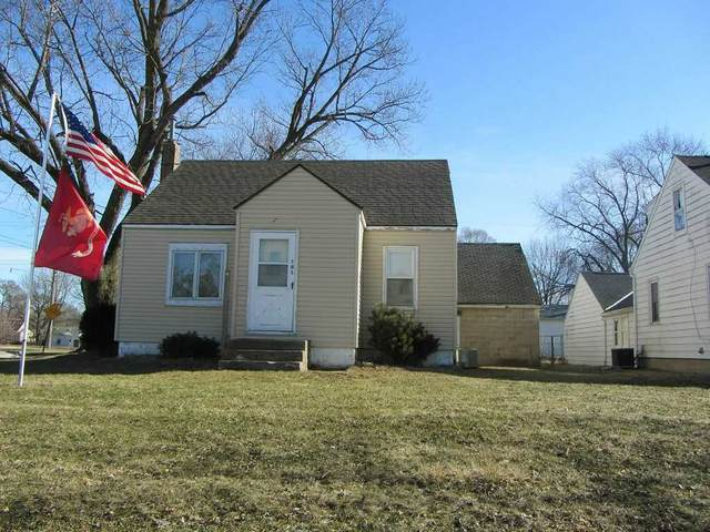 505 Truman Avenue, Evansdale, IA 50707 (MLS #20205379) :: Amy Wienands Real Estate