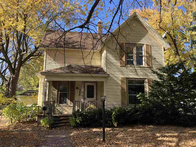 505 E Street, Charles City, IA 50616 (MLS #20205400) :: Amy Wienands Real Estate