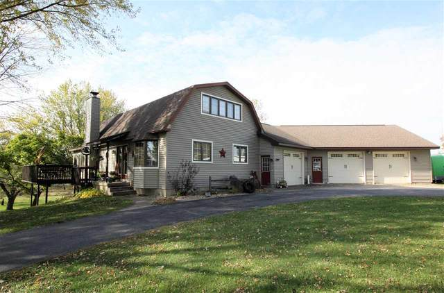 1921 Honey Creek Road, Manchester, IA 52057 (MLS #20205403) :: Amy Wienands Real Estate