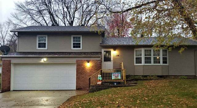 114 Central Avenue, Charles City, IA 50616 (MLS #20205429) :: Amy Wienands Real Estate