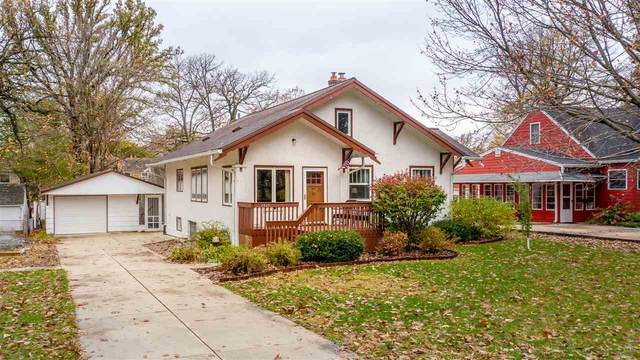 1915 Grand Boulevard, Cedar Falls, IA 50613 (MLS #20205439) :: Amy Wienands Real Estate